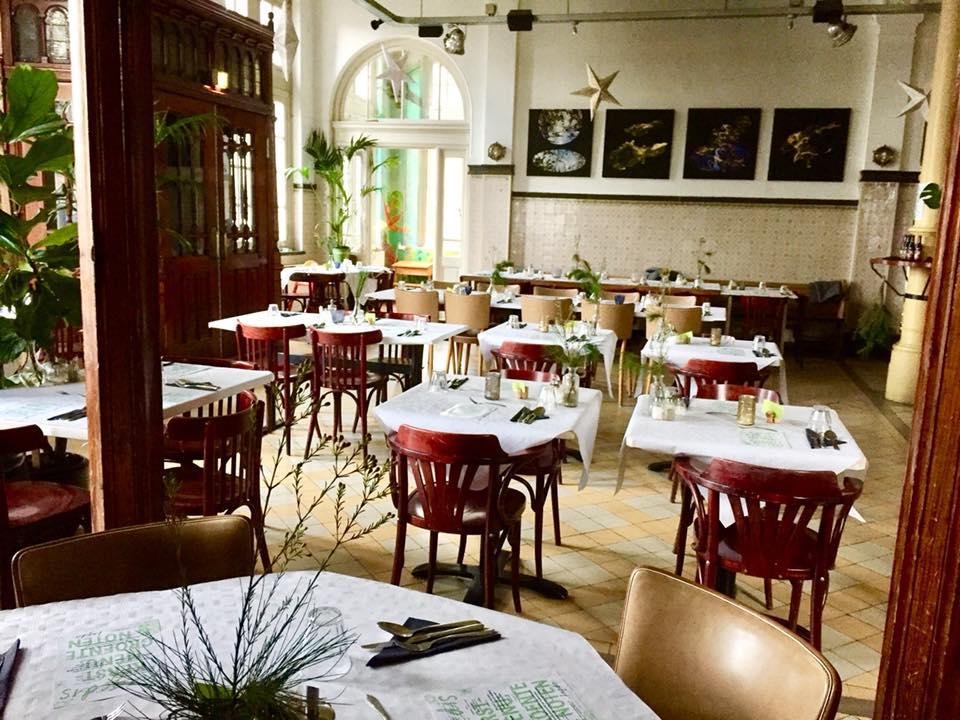 Restaurant Hagedis Catering Inside